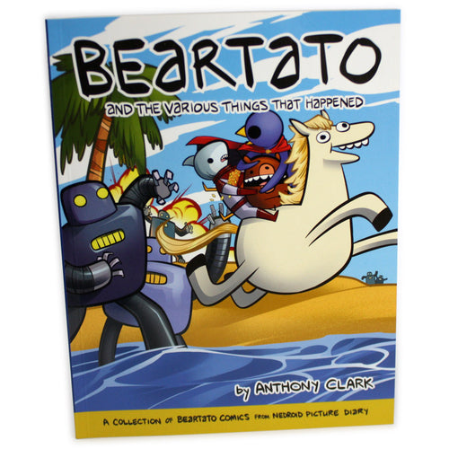Beartato and the Various Things... (Book 3)