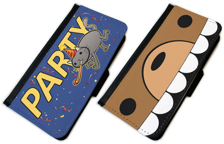 Desmond and Shelley Phone Cases