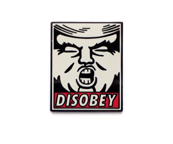 DISOBEY Pins