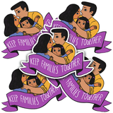 Keep Families Together Sticker Pack