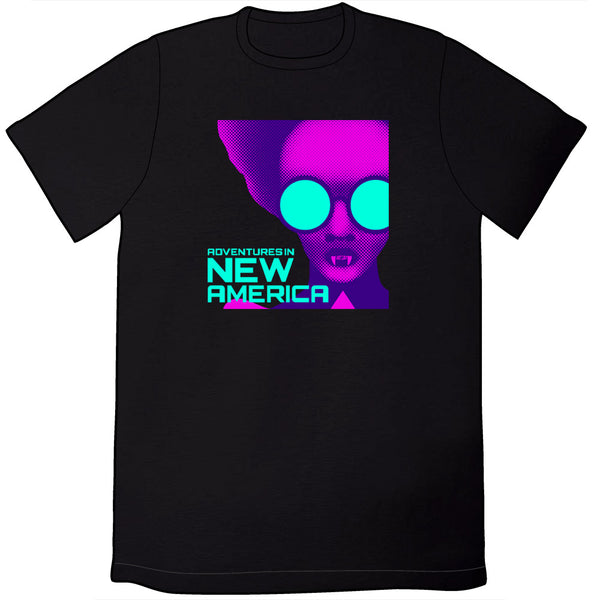 Adventures in New America Logo Shirt