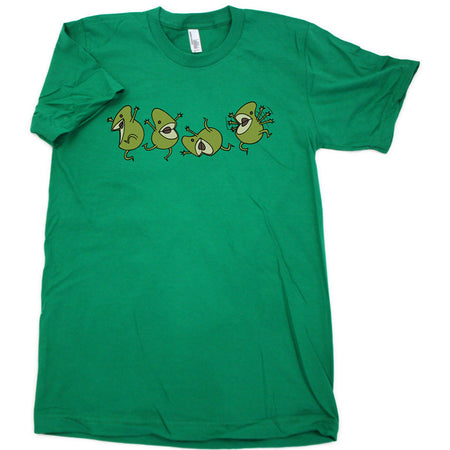 Butt Cat Shirt (Olive)