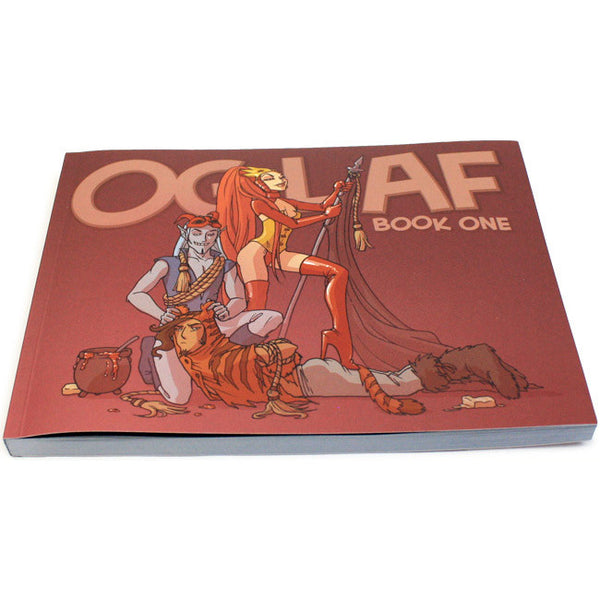 Oglaf Book One (Adults Only!)