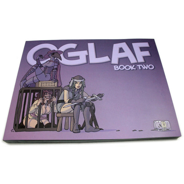 Oglaf Book Two (Adults Only!)