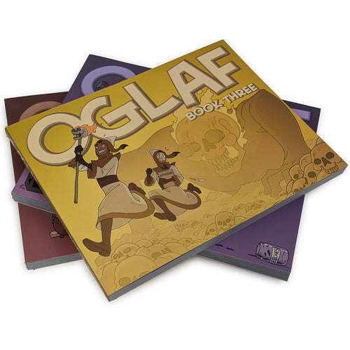 Oglaf Books!  (Adults Only!)