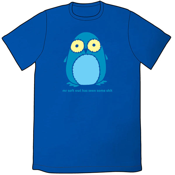 Mr. Soft Owl Shirt