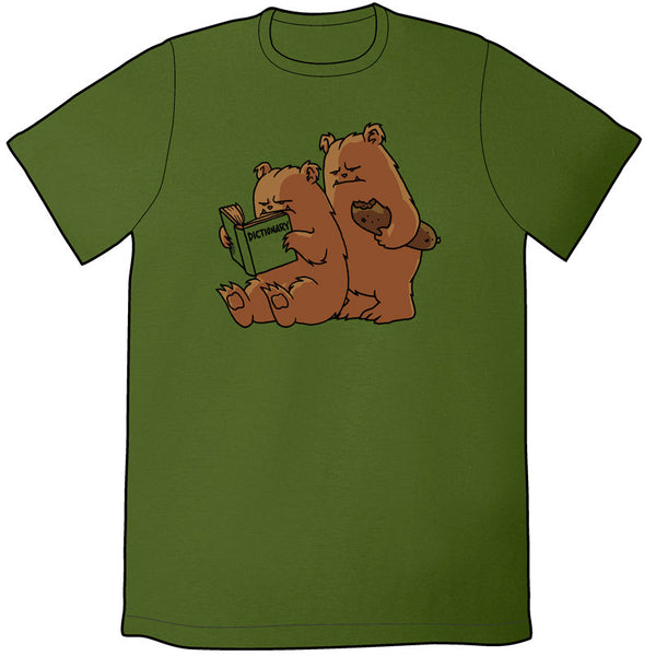 Vocabulary Bears Shirt