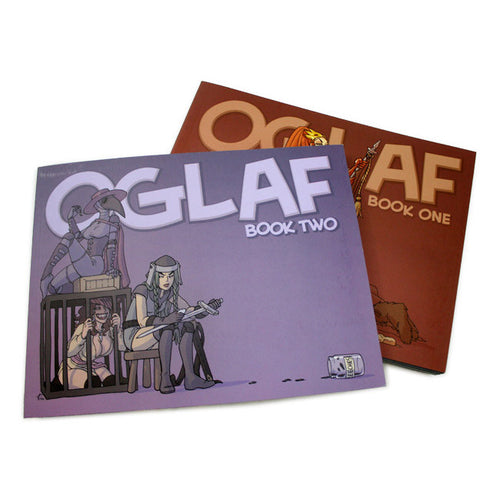 Oglaf Books One and Two COMBO
