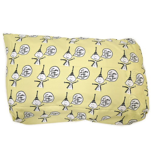 Orbiting Human Circus Cloud Person Pillowcase