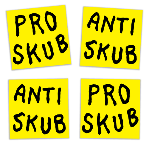 Skub Stickers
