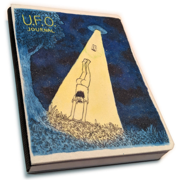 UFO Journal Memory Book
