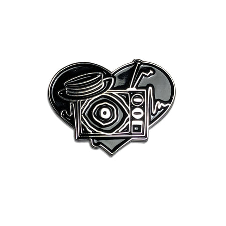 Alice Isn't Dead Logo Pin