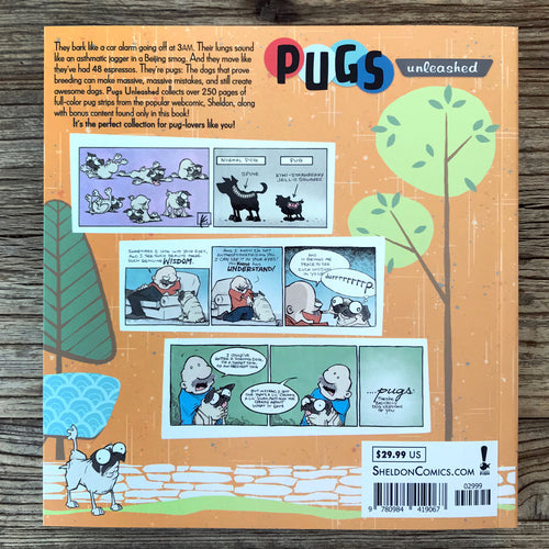 Pugs Unleashed Book