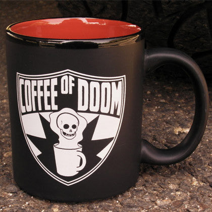 Coffee of Doom Mug