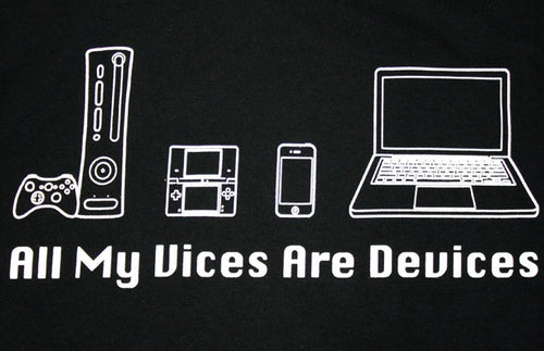 All My Vices Shirt