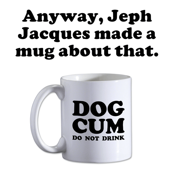 Jon's Folly Mug [nsfw]