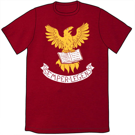 Court Symbol Shirt (RED)