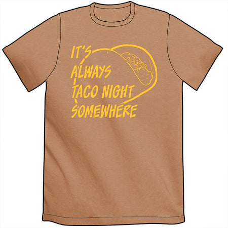 Taco Night '98 Participant Shirt
