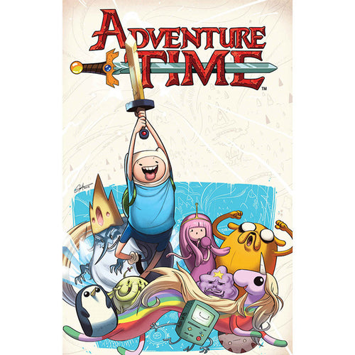 Adventure Time Volume 3