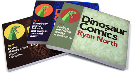 Dinosaur Comics Button Pack!