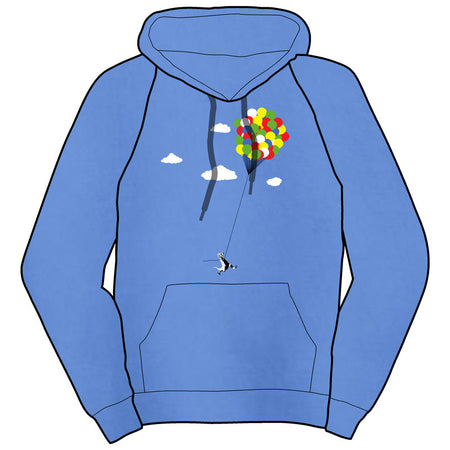 Loch Ness Monster Adventure Club Hoodie