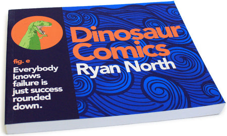Dinosaur Comics STEEL Whiteboard