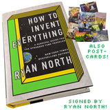 How to Invent Everything Hardcover - Signed Copies Available!