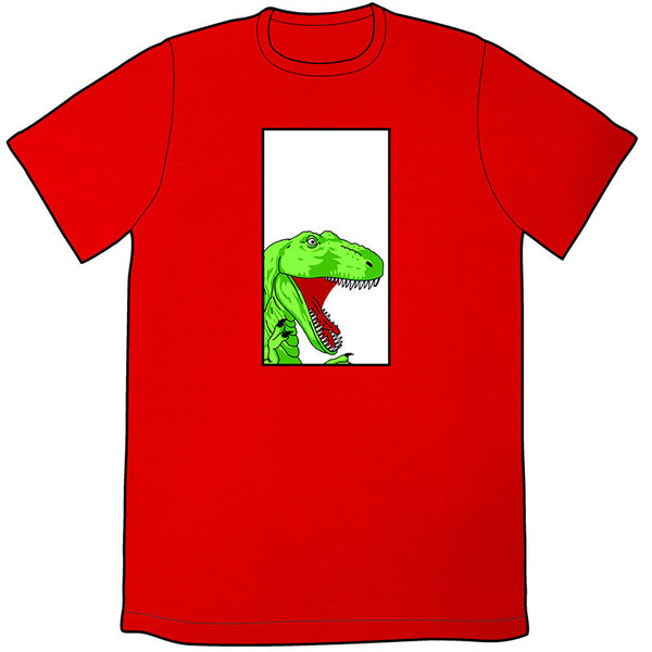 Panel Two T-Rex Shirt *LAST CHANCE*