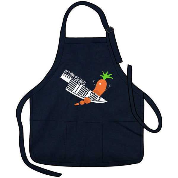 Let's Hope Vegetables... Apron