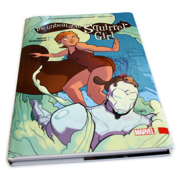 The Unbeatable Squirrel Girl Vol 1 Hardcover