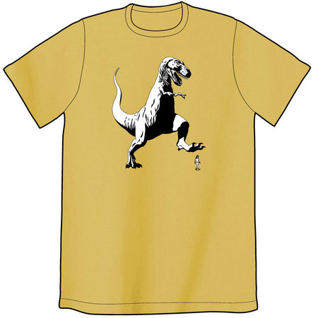 T-Rex's Summer Vacation T Shirt
