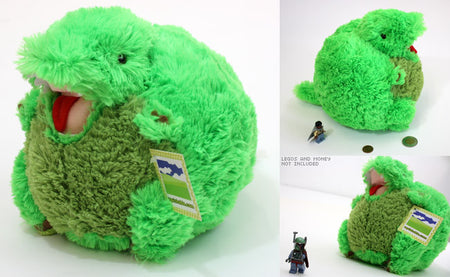 Key Rex Plush, WOW!