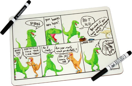 Dinosaur Comics fig e. Everybody Knows...