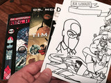 Dr. McNinja Vol 3: King Radical TPB + Free Signed Bookplate!