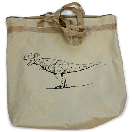 Rexmeat Large Tote Bag