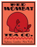 Red Wombat Tea Company Prints