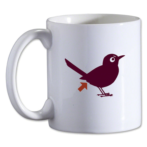 Mornings Can Kiss My Cloaca Mug
