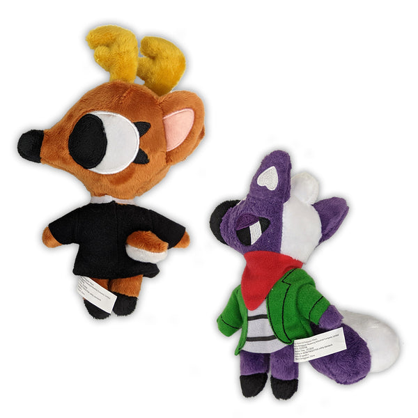 Rae the Doe Plushes!