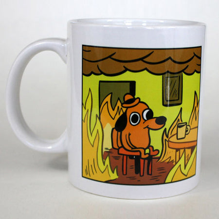 King Butt-Touches Mug