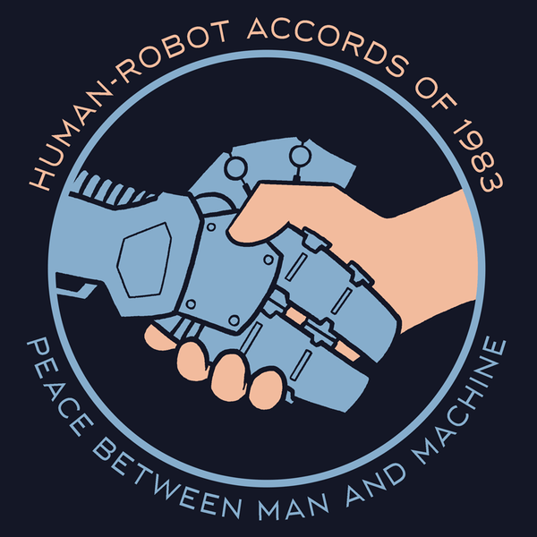Robot Accords Shirt