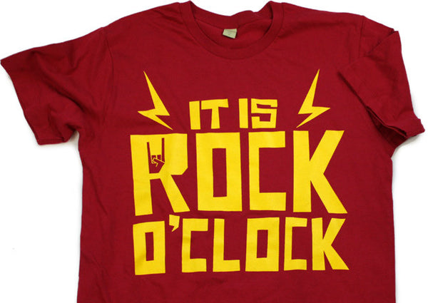 Rock O' Clock Shirt