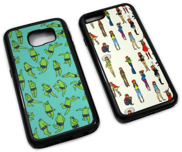 on sale 764fc 78d87 Desmond and Shelley Phone Cases