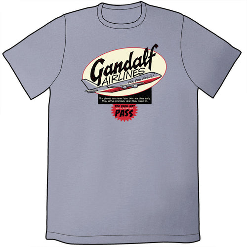 Gandalf Air Shirt