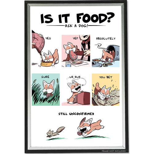 Is it Food? Print 11x17