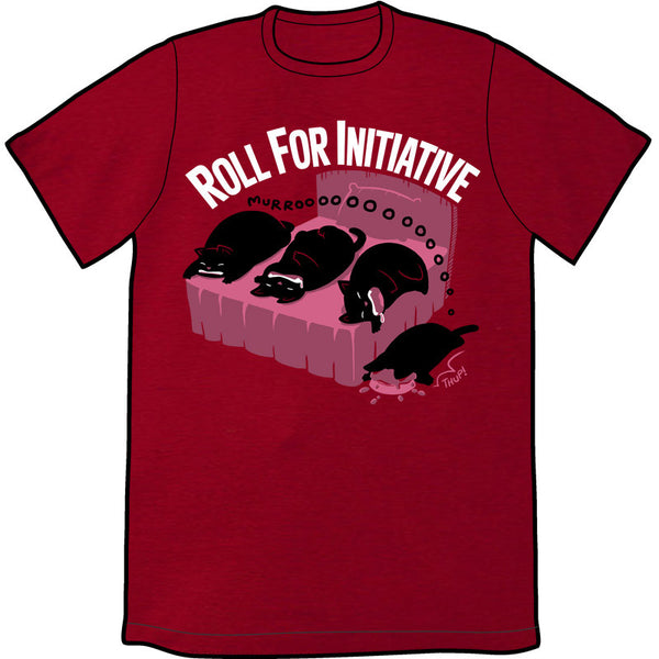 Roll For Initiative Shirt