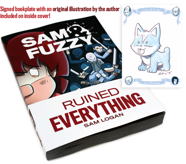 Sam & Fuzzy Ruined Everything (S&F Book 4)