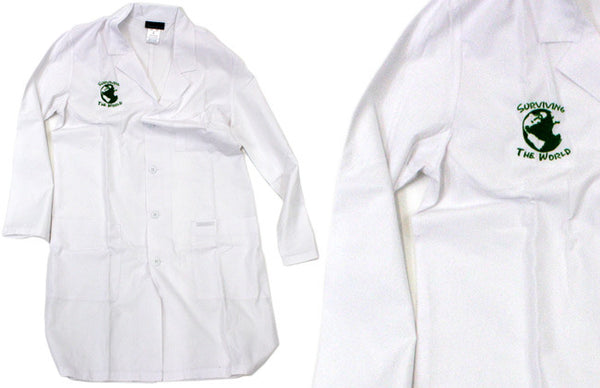 Surviving the World Labcoat