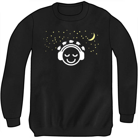 Sweet Bro and Hella Jeff Stairs Shirt (Black)
