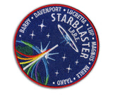 The Adventure Zone IPRE Starblaster Patch
