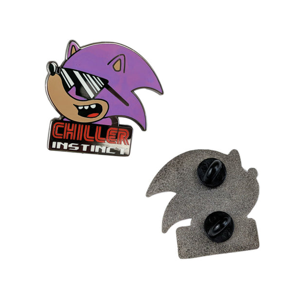 Chiller Instinct Pin